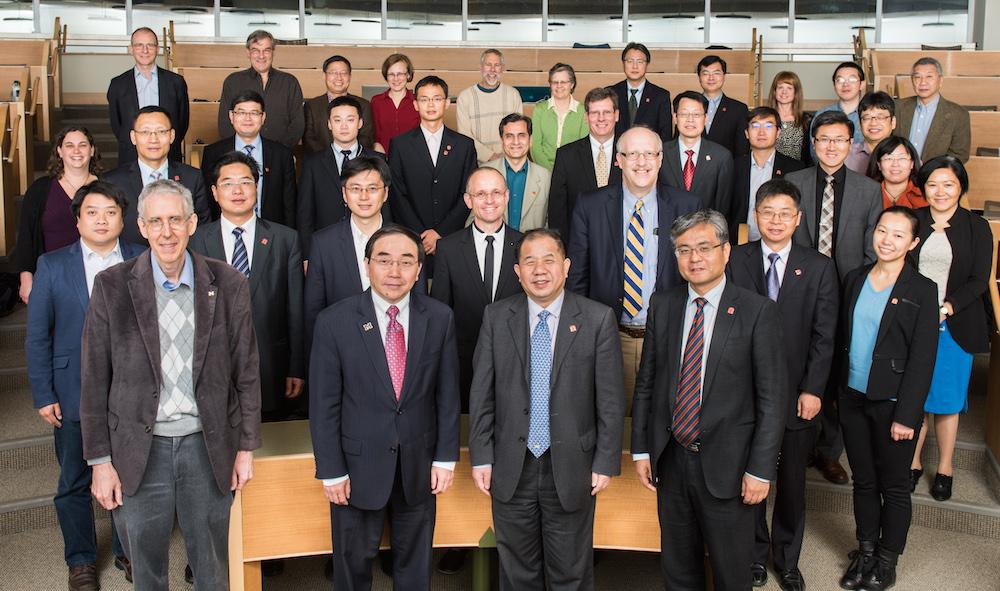 U-M SJTU Symposium