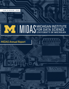 2020 MIDAS Year in Review